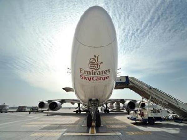 طيران الإمارات وكارجولوكس تتقاسمان سعة الشحن الجوي