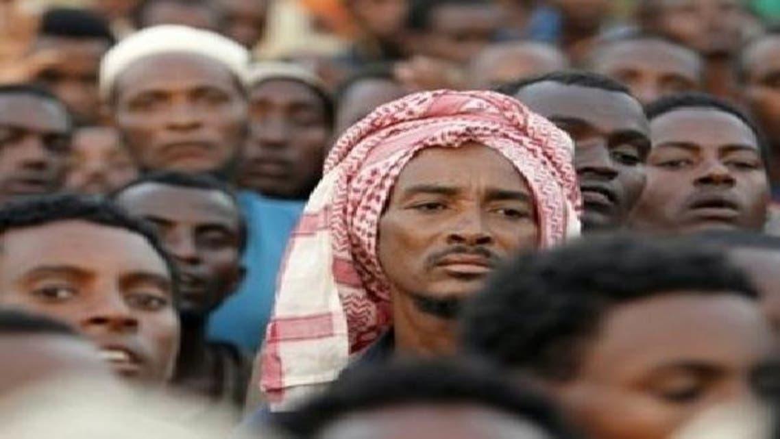 افریقی تارکین وطن خستہ حال یمنی معشیت پرنیا بوجھ