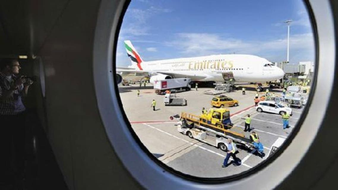 The accident, during a flight from Singapore to Sydney, led the Australian carrier to temporarily ground its entire A380 superjumbo fleet.  (AFP)
