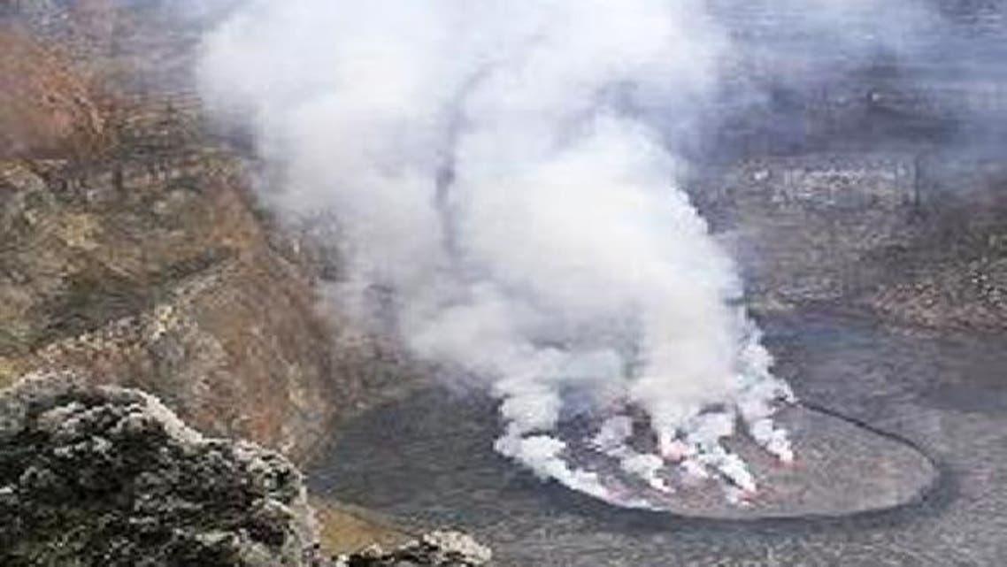 خطوبة ملتهبة... على فوهة بركان