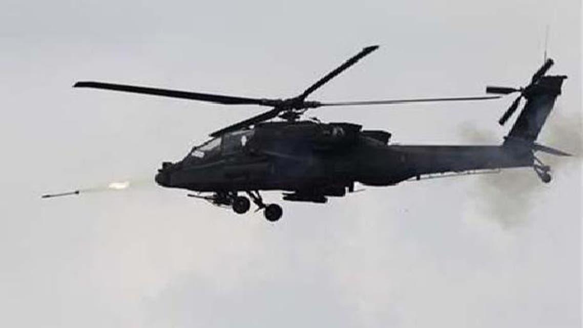 اسرائیلی فوج نے فوری طور پر غزہ پر اپاچی ہیلی کاپٹر مارگرانے کی تصدیق نہیں کی