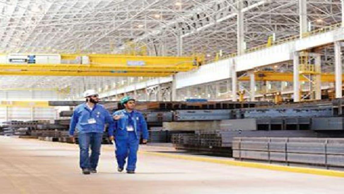 مصنع حديد الإمارات