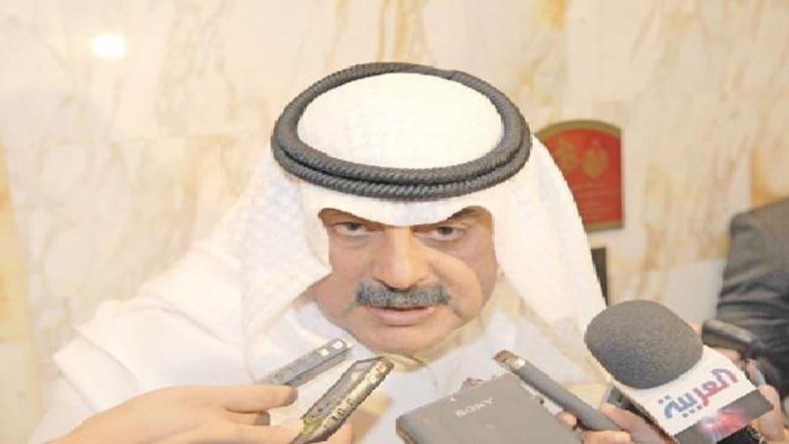 وكيل وزارة الخارجية الكويتية خالد الجارالله
