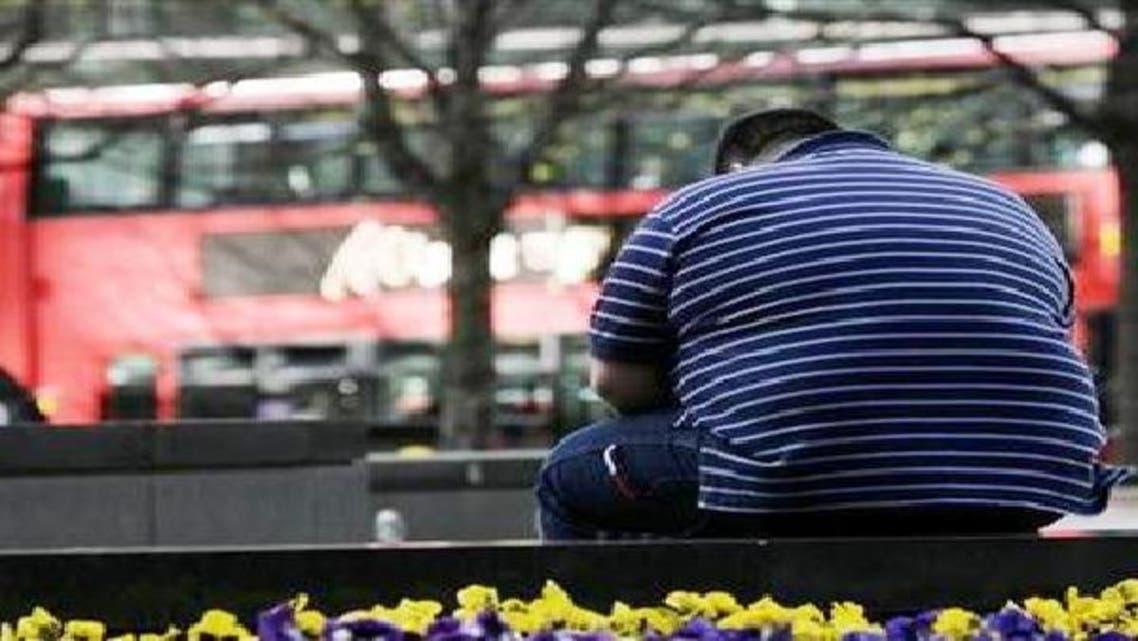 أكثر من ربع الشعب البريطاني يعانون من البدانة