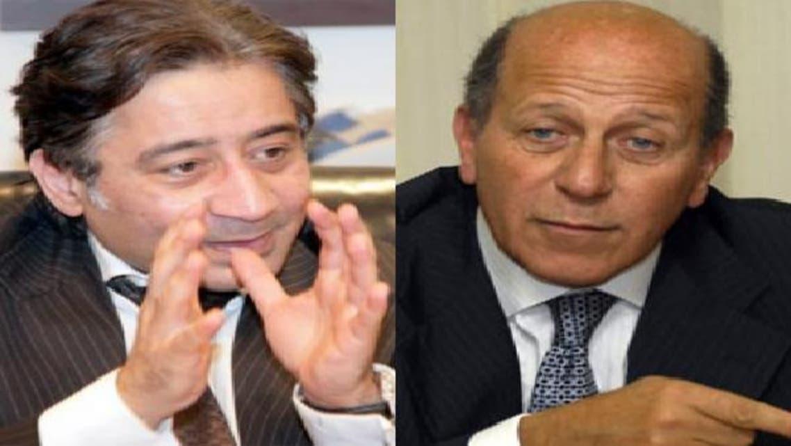 أحمد المغربي وأحمد عز