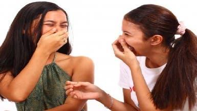 الضحك مسكن طبيعي للآلام وتمرين جيد لعضلات الصدر
