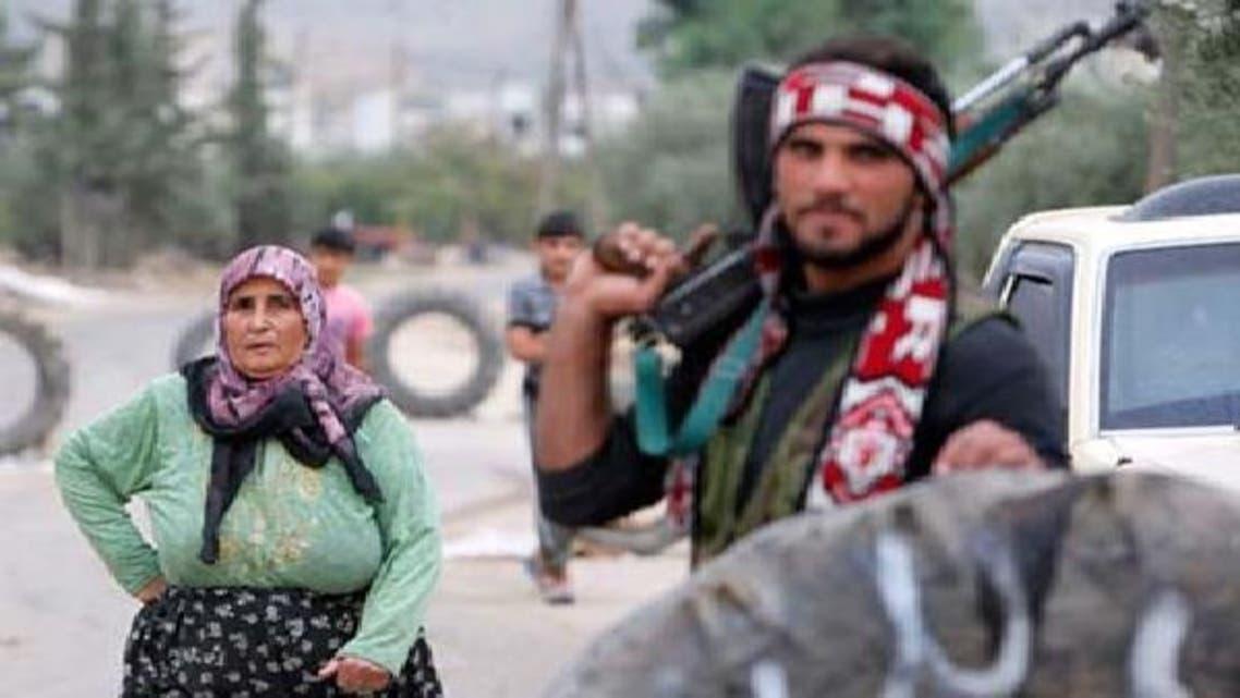 فرانس شامی باغیوں کو اسلحہ مہیا کرنے پرغور کرے گا