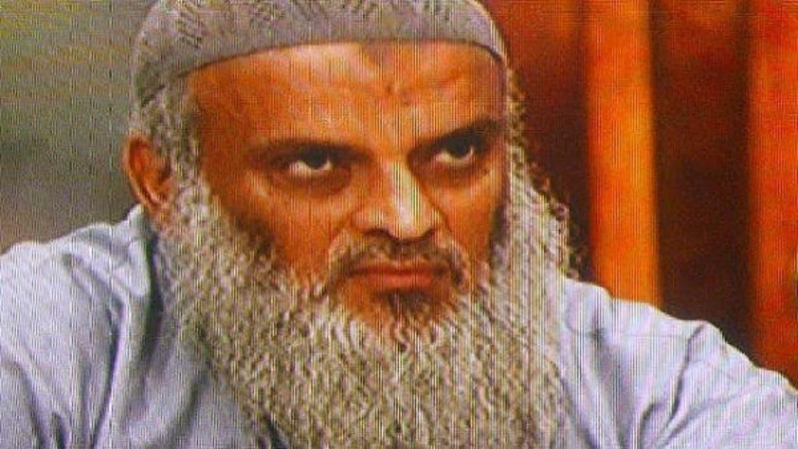 "Murgan Salem al-Gohary, an Islamist leader twice-sentenced under former President Hosni Mubarak for advocating violence, called on Muslims to remove such ""idols.""  (Courtesy: Dream TV)"