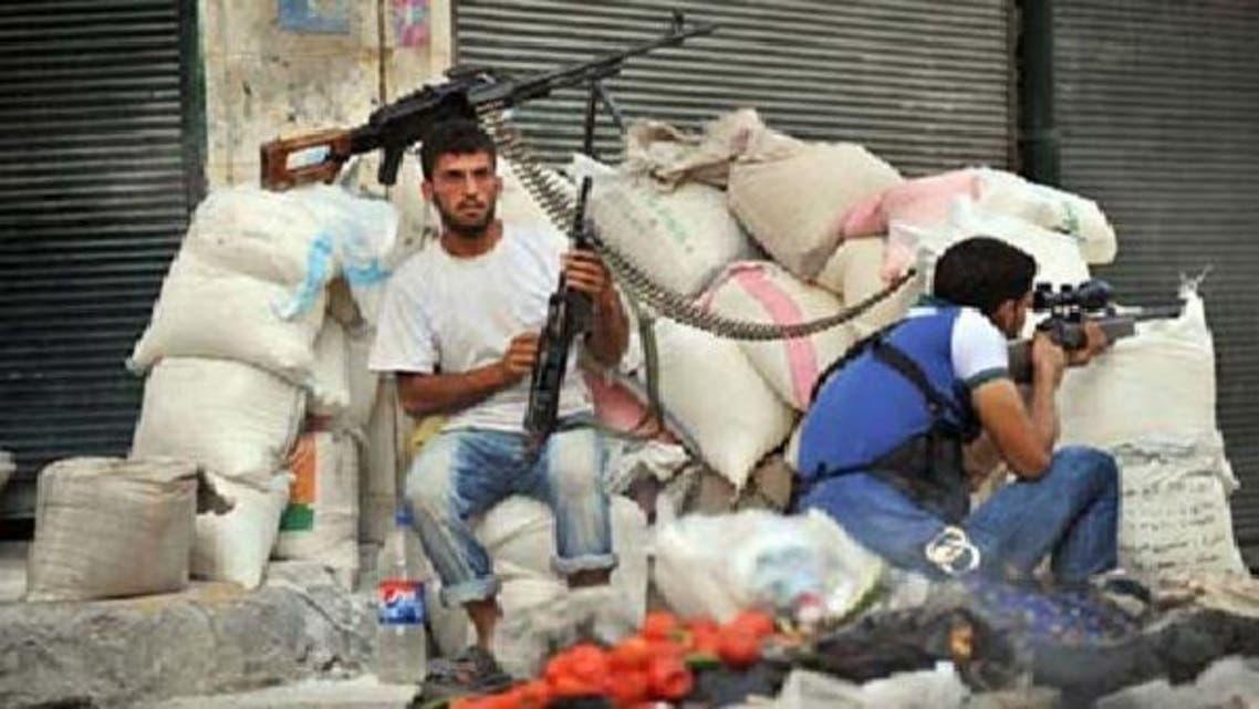 ایران شامی باغیوں کو مسلح کرنے کی مخالفت کر رہا ہے