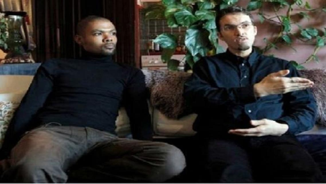 Mohammed Ludovic Lütfi Zahed, an Algerian Muslim living in France who is married to his gay partner, has been trying to open the mosque for homosexuals. (Courtesy: light-dark.net)