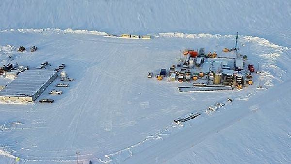 اكتشاف نفطي ألاسكا
