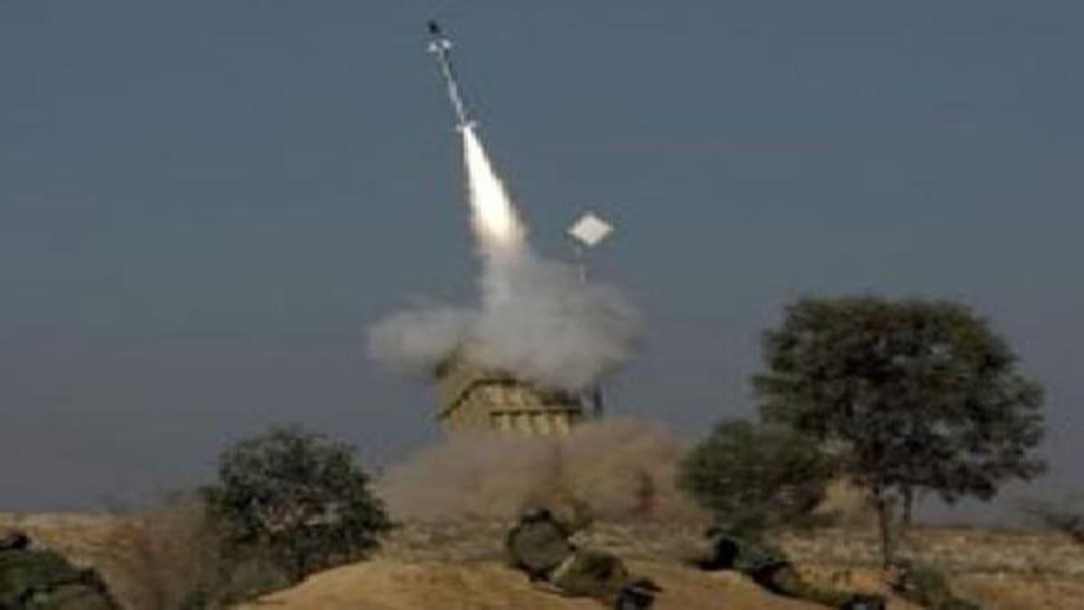 """""""القبة الحديدية"""" الإسرائيلية ترصد بالخطأ"""