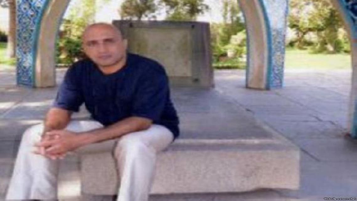 Iranian Sattar Beheshti, 35, died after he was arrested for his anti-government blog.  (Courtesy photo of www.kaleme.com)