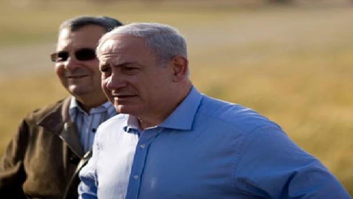 اسرائیلی وزیر اعظم بنجمن نیتن یاہو