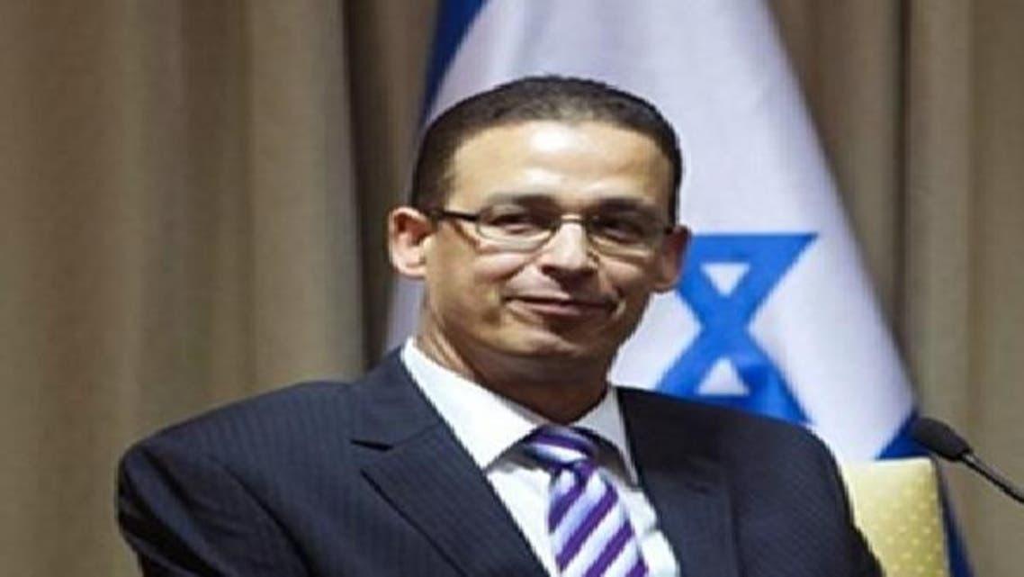 اسرائیل میں مصر کے سفیر عاطف سالم