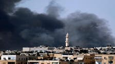 النظام يكثف غاراته على #إدلب وسقوط عشرات الضحايا