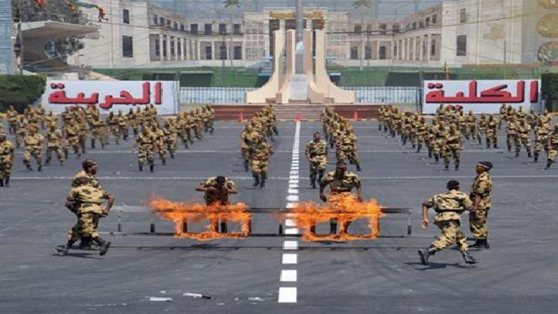 الكلية الحربية في مصر