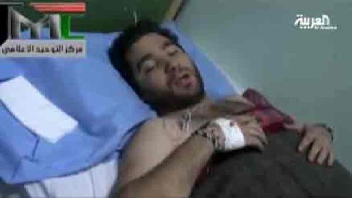 محمد دغمش خود پر حملے کی تفصیلات سے آگاہ کر رہے ہیں