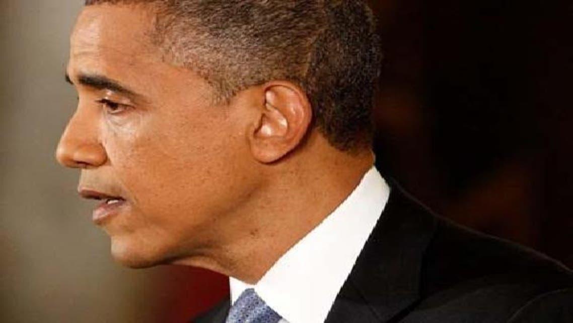 براک اوباما کا کہنا ہے کہ غزہ کا اچانک رونما ہونے والا بحران فلسطینیوں کے راکٹ حملوں کا نتیجہ ہے