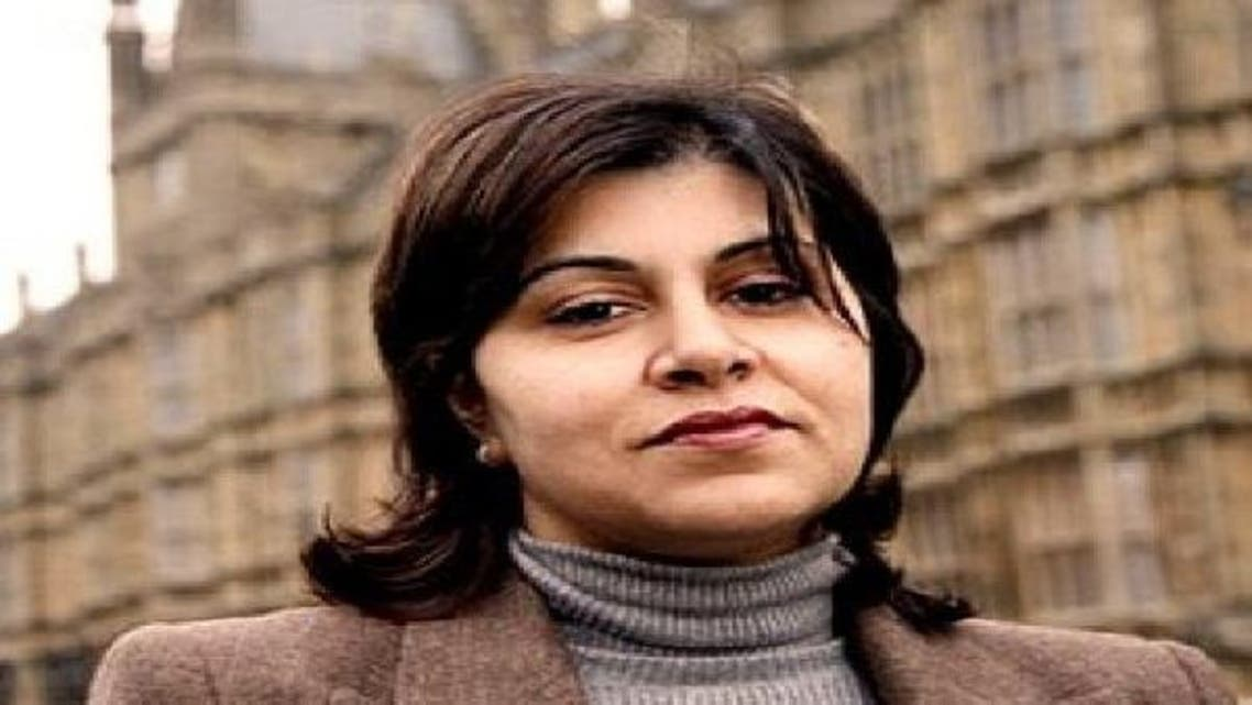 """Britain must embrace its Christian roots and avoid falling into the grip of """"militant secularization,"""" British Muslim cabinet member Baroness Sayeeda Warsi has said. (AFP)"""