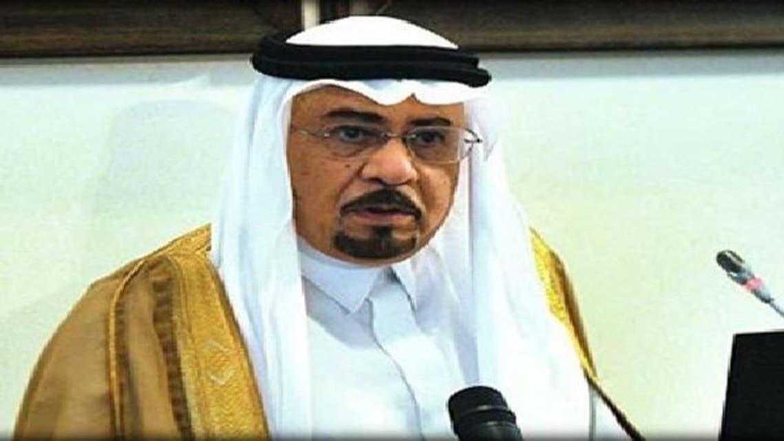 سعودی وزیر مملکت برائے امور خارجہ ڈاکٹر نزار بن عبید مدنی