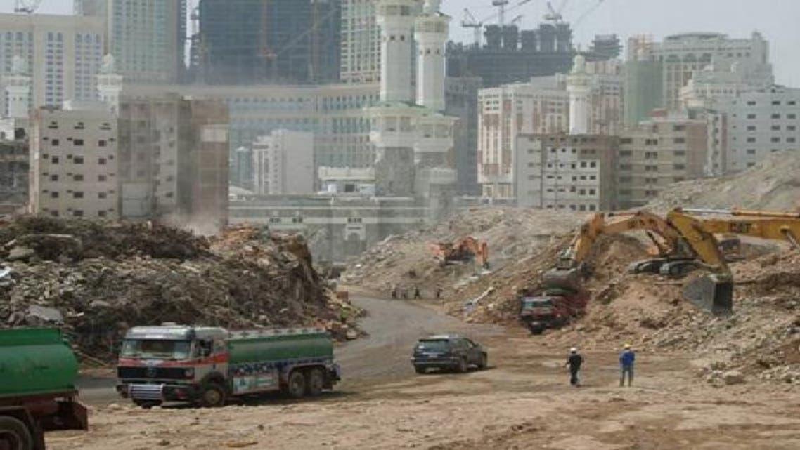 فصل الخدمات عن 1800 عقار في مكة المكرمة