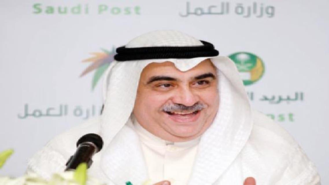 وزير العمل السعودي عادل فقيه