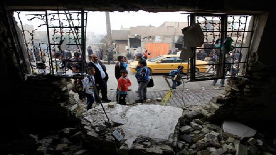 مقتل 38 وإصابة العشرات في انفجارات بالعراق