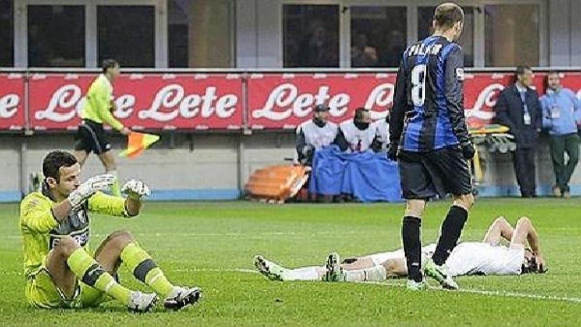نابولي يكتسح بيسكارا وفوز صعب لإنتر ميلان