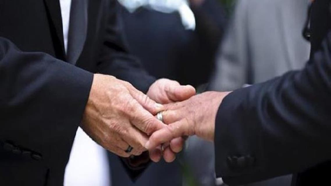 Same sex marriages are performed in Israel, but they have no formal legal status. (Reuters)