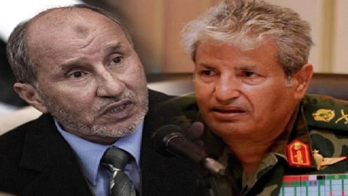 لیبیا کی سابق عبوری قومی کونسل کے سربراہ مصطفیٰ عبدالجلیل