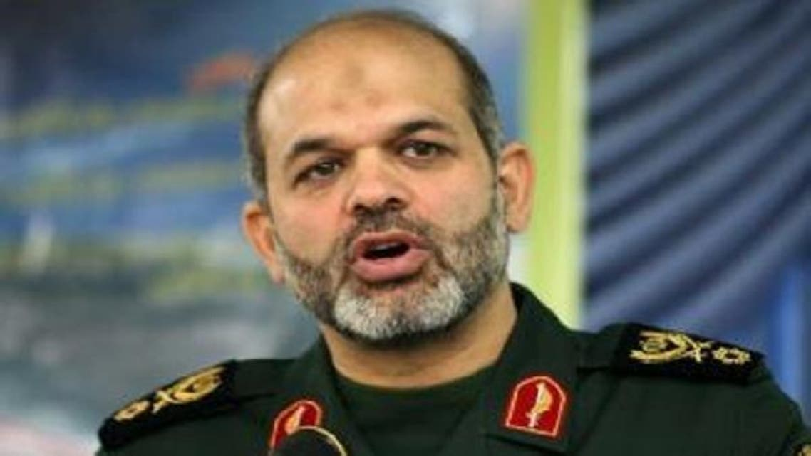 Defense Minister Ahmad Vahidi accused the U.S. of being the main source of cyber terrorism. (Courtesy of Tehran Times)