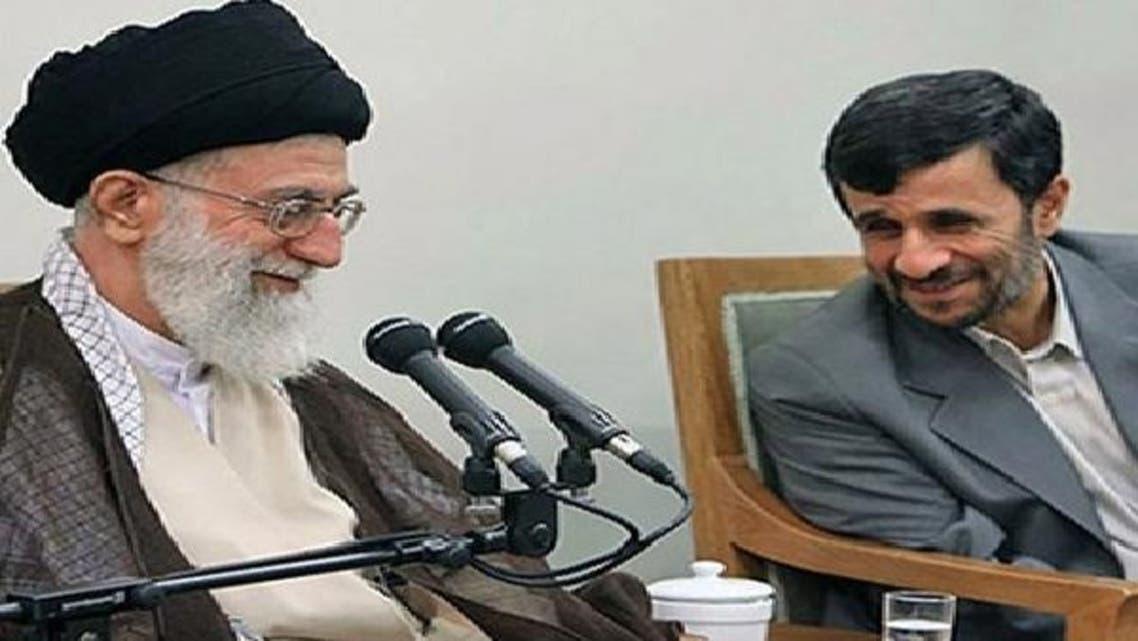 ایرانی صدر محمود احمدی نژاد نے سپریم لیڈر آیت اللہ علی خامنہ ای کے نام ایک خط لکھا ہے