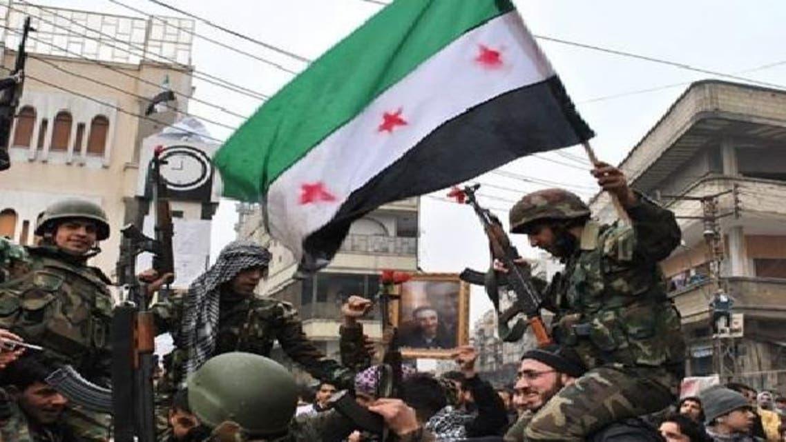 جیش الحر کا دمشق کے نواح میں اہم فوجی ہوائی اڈے پر قبضہ