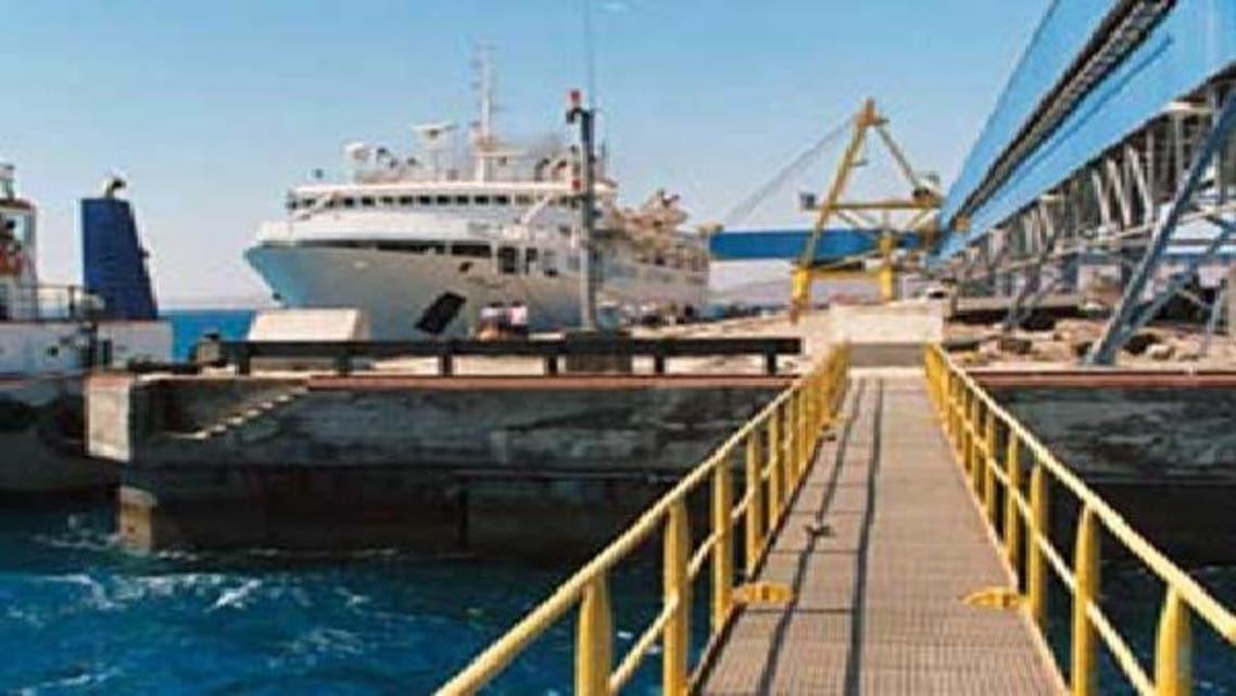 ميناء سفاجا البحري أنهى استعداداته لاستقبال العمالة المصرية