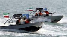 زوارق إيرانية تحرشت بسفينة أميركية في مضيق هرمز