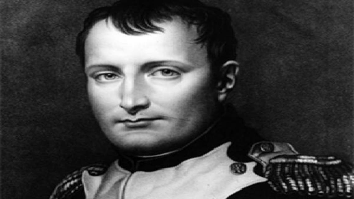 الإمبراطور الفرنسي نابوليون الأول