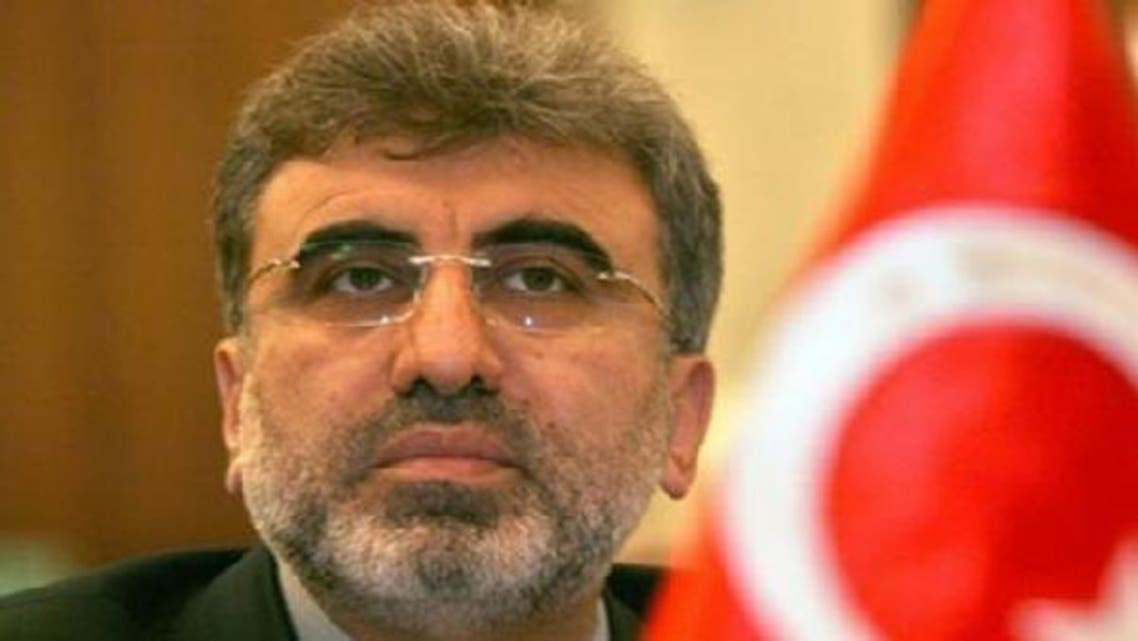 Turkish Energy Minister Taner Yildiz\'s plane to northern Iraq's Arbil was denied permission to land on Tuesday by the central government in Baghdad. (AFP)