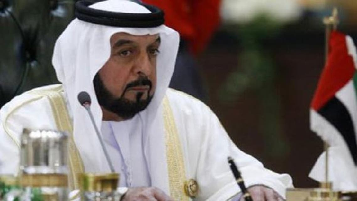 UAE President Sheikh Khalifa bin Zayed Al-Nahyan ordered an Emirati citizen to be flown back to the country after sustaining a head injury in Oman. (AFP)