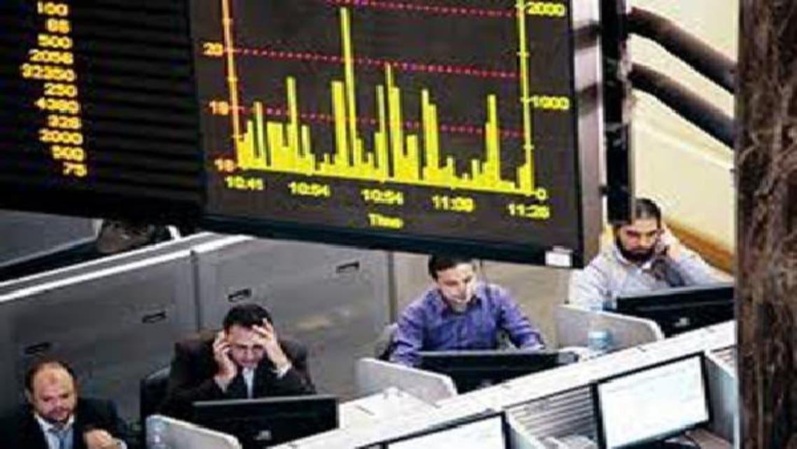 البورصة المصرية تتكبد خسائر موجعة بسبب الأزمة