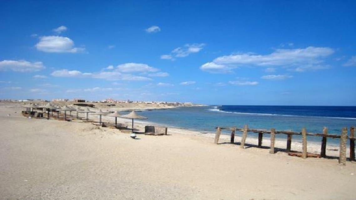 مرسى علم أحد المناطق السياحية الثلاث التي تضم الأراضي الاستثمارية