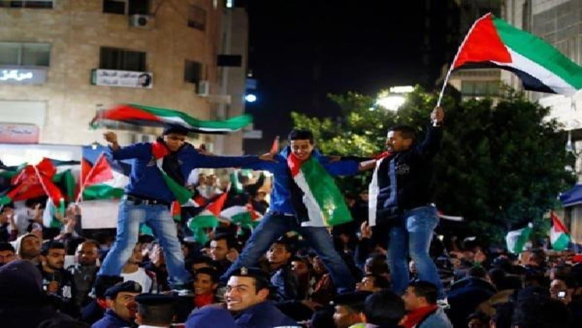 فلسطین کو اقوام متحدہ میں \'مبصر ریاست\' کا درجہ مل گیا