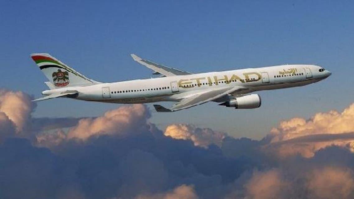 Etihad Airways seeks to take control of Air Berlin's frequent flyer loyalty program Topbonus Ltd. (AFP)