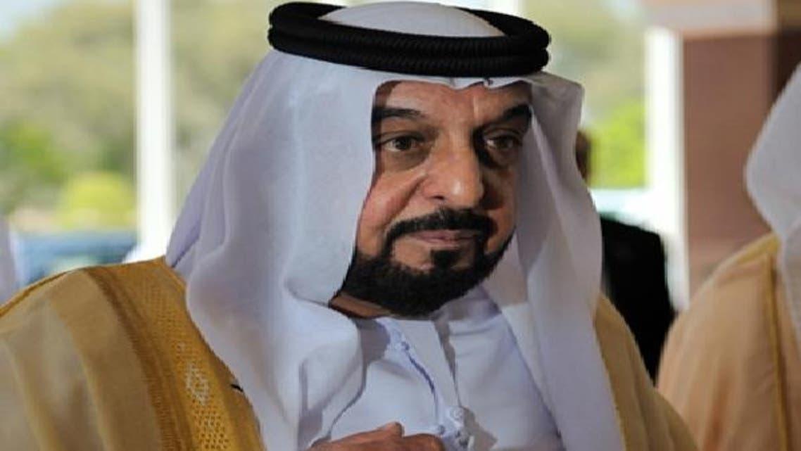 شیخ خلیفه بن زاید از ایران خواست برای حل مساله جزایر سه گانه وارد مذاکره شود