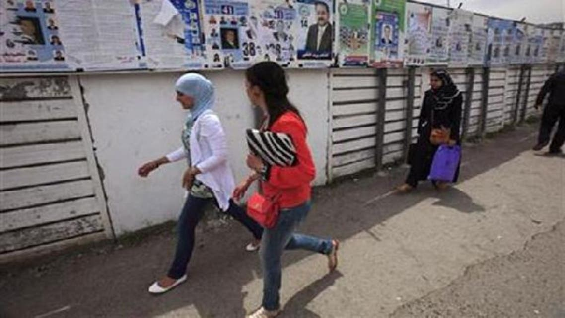 The Arab uprisings that unseated a string of autocrats didn't bring any major gains for Arab women. (Reuters)