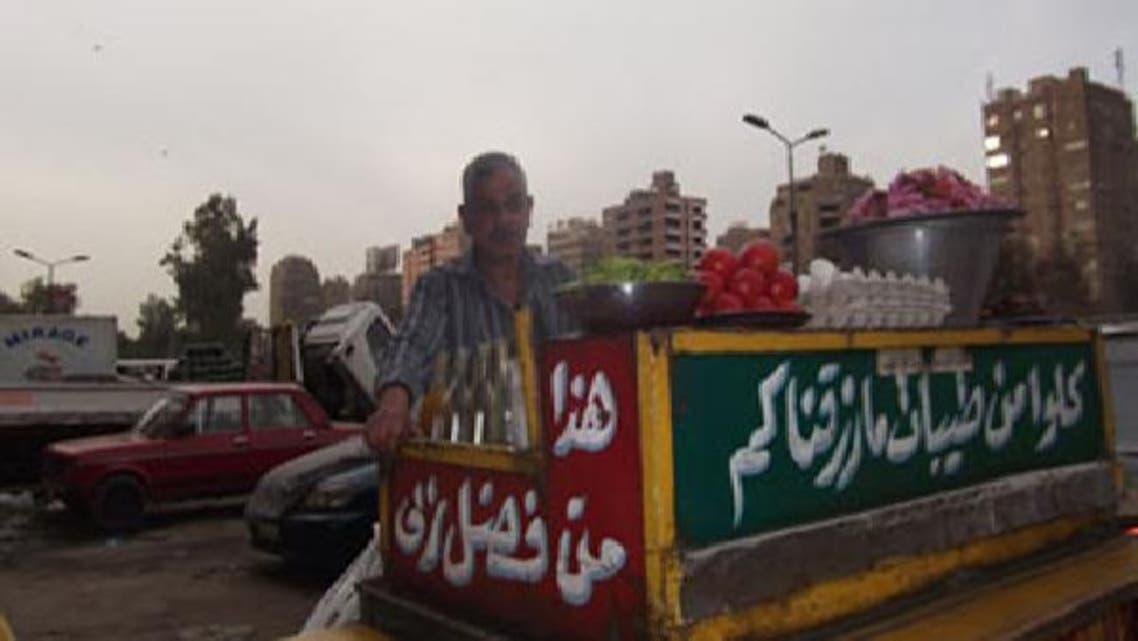 عربات الفول علامة مميزة لشوارع القاهرة