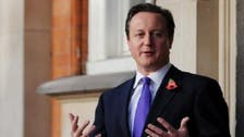 Cameron to visit Russia for talks on Syria