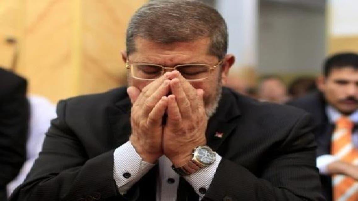 الزام لگانے والے محمد مرسی کو \'طاغوت\' کہتے ہیں