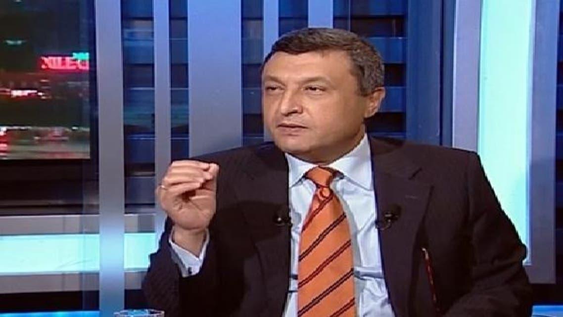 وزير البترول المصري أسامة كمال