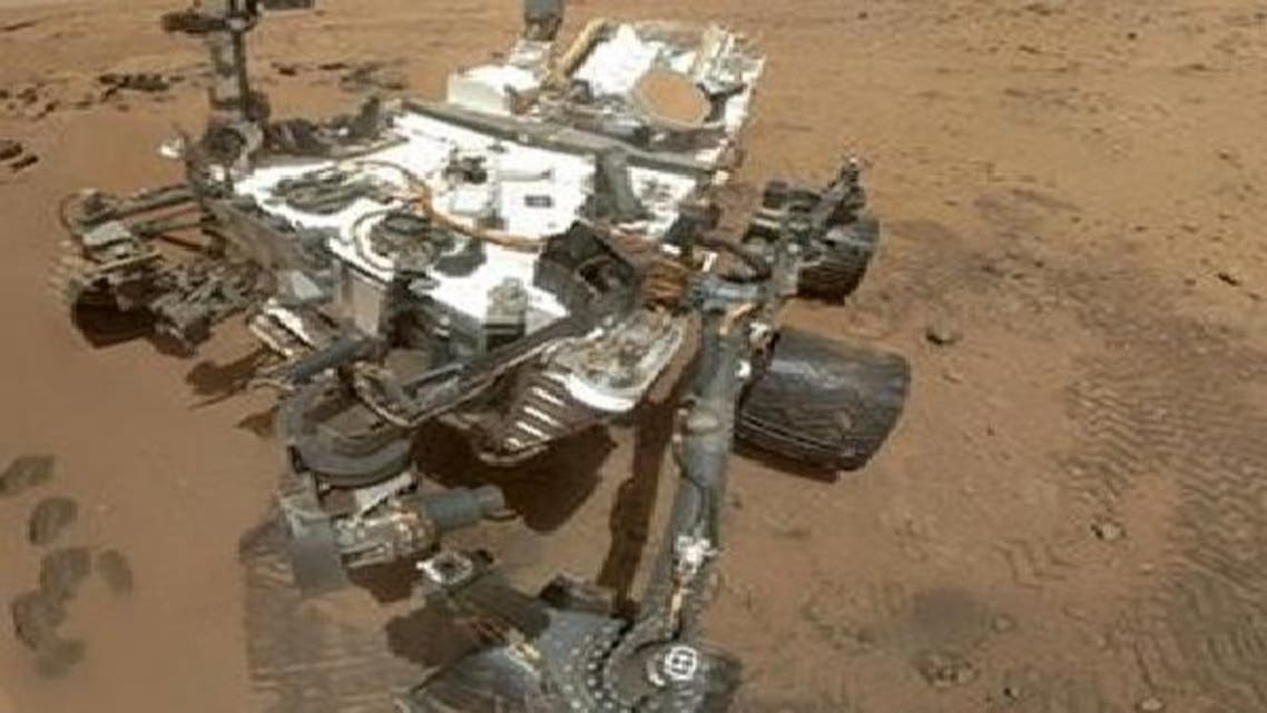 روبوت إلى المريخ في 2020